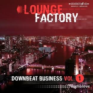 Zero-G Lounge Factory Downbeat Business