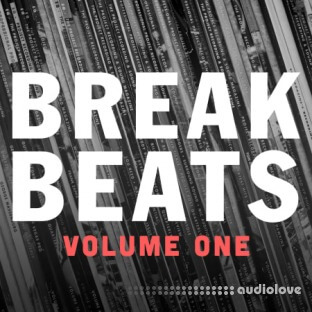 Circles Drum Samples Break Beats Volume One