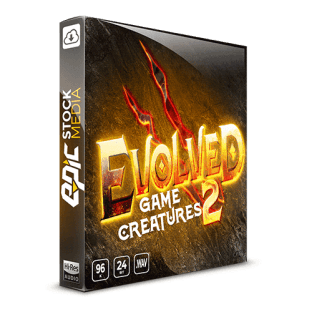 Epic Stock Media Evolved Game Creatures 2