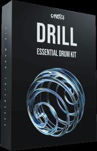 Cymatics Drill Essential Drum Kit