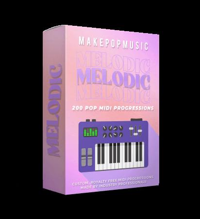 Make Pop Music Melodic MIDI Progressions