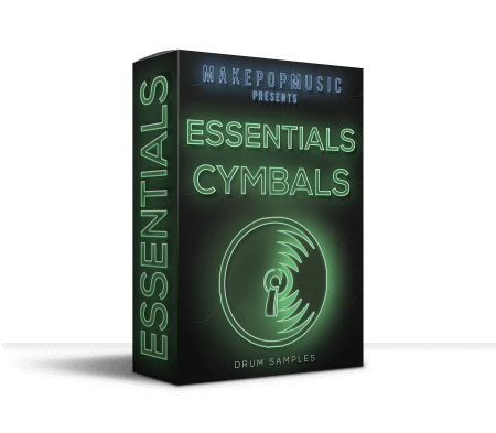 Make Pop Music Essentials Cymbals