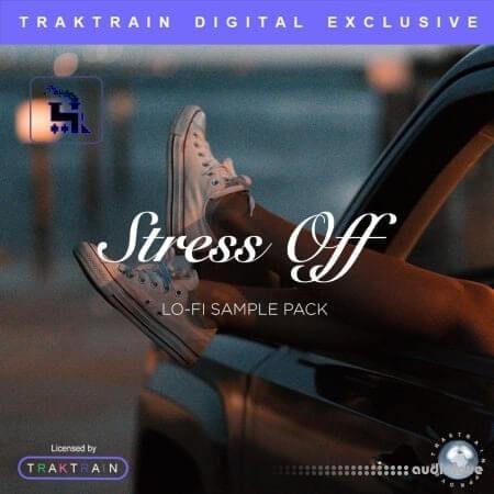 TrakTrain Stress Off Lo-Fi Sample Pack