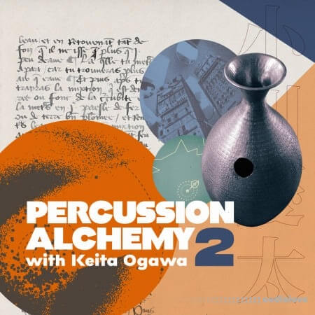 RARE Percussion Percussion Alchemy Vol.2 with Keita Ogawa