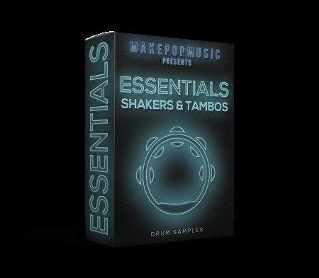 Make Pop Music Essentials Shakers and Tambourines