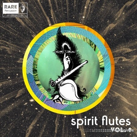 RARE Percussion Spirit Flutes Vol.1