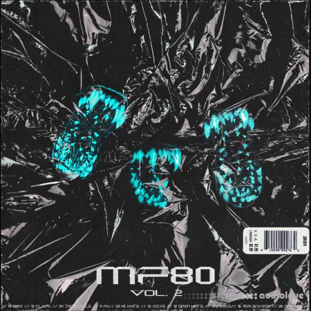 MF80 VOL. II (Drum Kit)