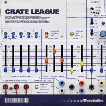 The Crate League OSC Oscillation