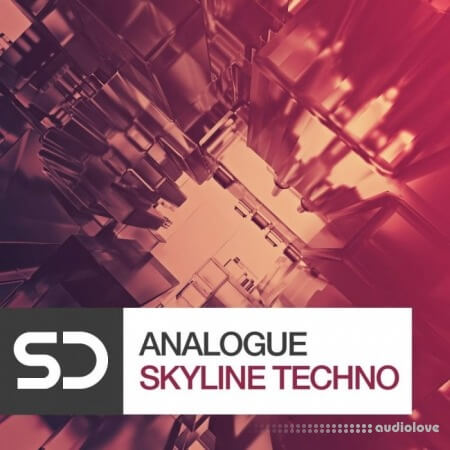 Sample Diggers Analogue Skyline Techno
