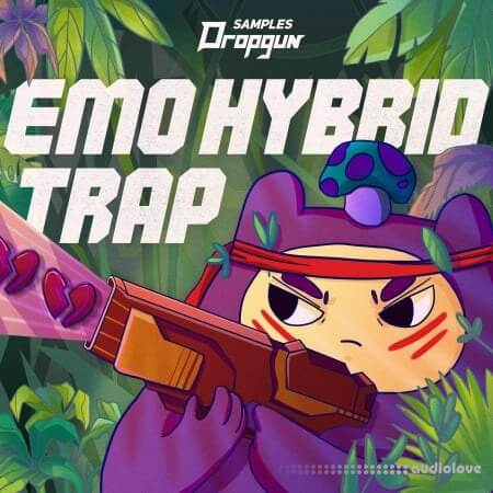 Dropgun Samples Emo Hybrid Trap