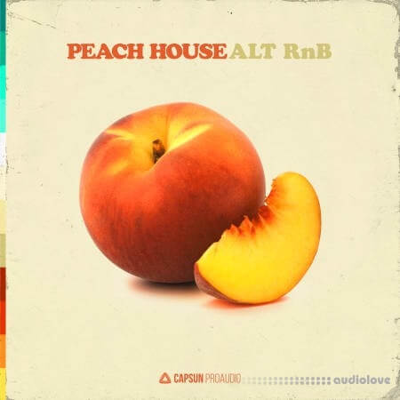 Capsun ProAudio Peach House Alt RnB