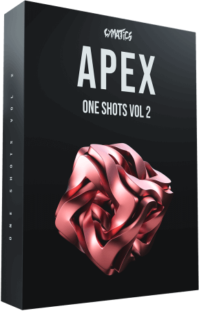 Cymatics Apex One Shots Collection Vol.2