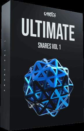 Cymatics Ultimate Snares Vol.1