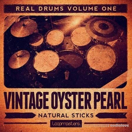 Loopmasters Real Drums Vol.1 Vintage Gretsch
