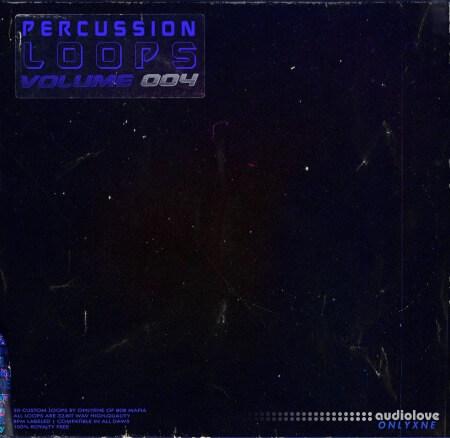 Onlyxne 808 Mafia Percussion Loops 004