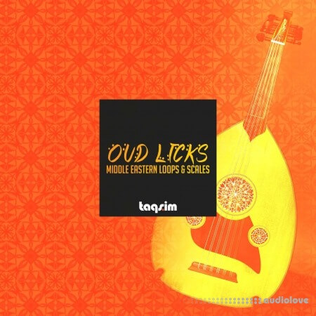 TAQS.IM Oud Licks Middle Eastern Loops and Scales