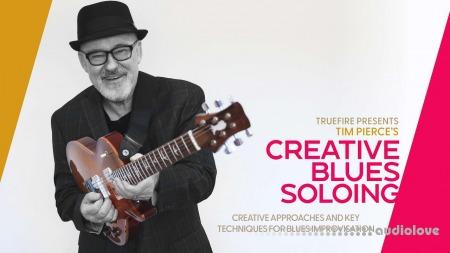 Truefire Tim Pierce Creative Blues Solong