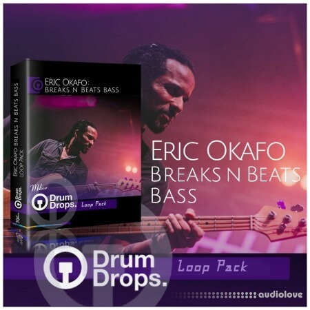 DrumDrops Eric OKafo Breaks N Beats Bass