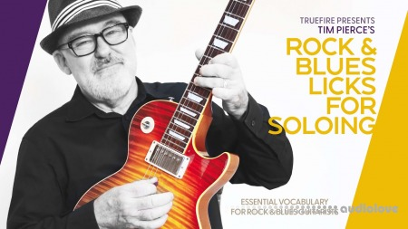 Truefire Tim Pierce Rock and Blues Licks for Soloing
