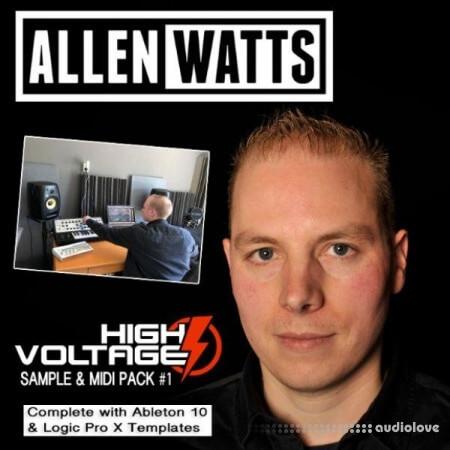 Allen Watts High Voltage Sample Pack
