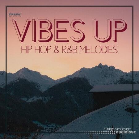 Strategic Audio Vibes Up Hip Hop RnB Melodies