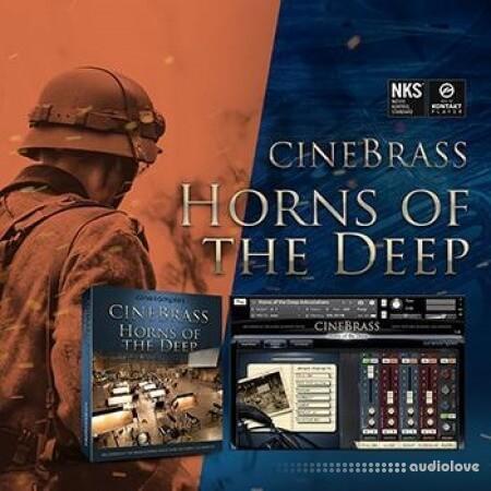 Cinesamples CineBrass Horns of the Deep
