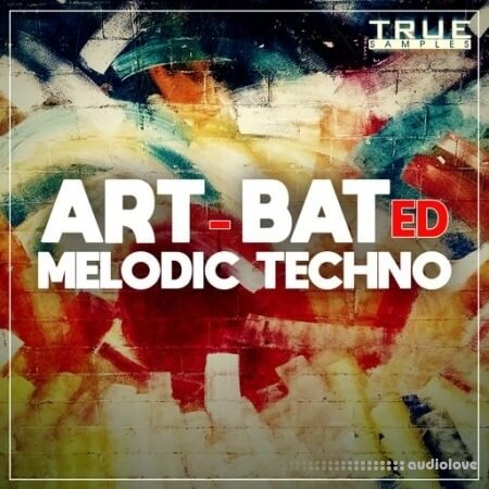 True Samples ART-BATed Melodic Techno