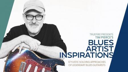 Truefire Tim Pierce Blues Artist Inspirations