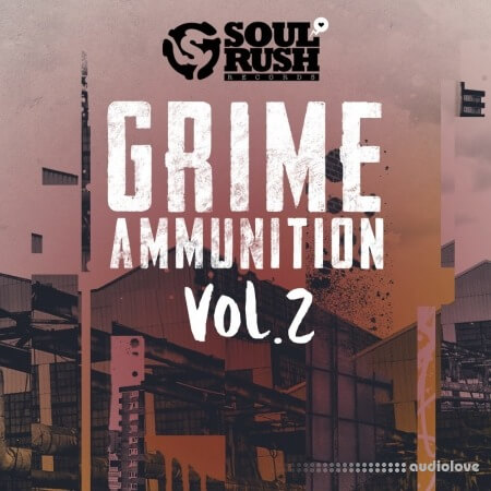 Soul Rush Records Grime Ammunition Vol Two