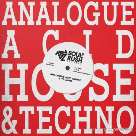 Soul Rush Records Analogue Acid House and Techno