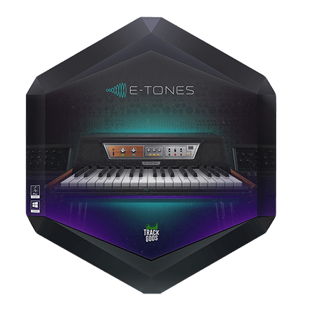 TrackGod Sound E-Tones Expansion