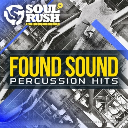 Soul Rush Records Berlin Industrial Found Sound
