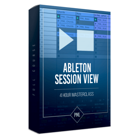 Production Music Live Ableton Session View Masterclass