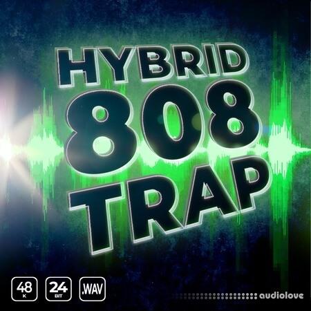 Epic Stock Media Hybrid 808 Trap