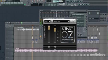 King OZ VSTplug peak soft 79