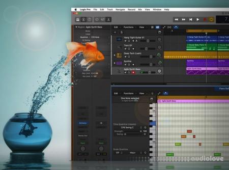 Groove3 Logic Pro Jump Start