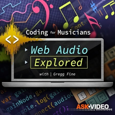 Ask Video Coding For Musician 101 Web Audio Explored
