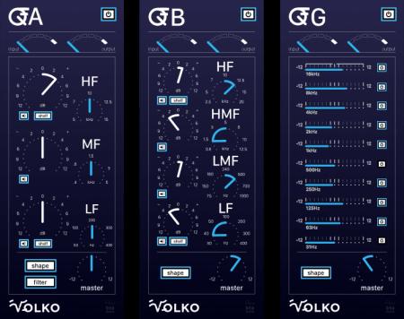 Volko Q American Series