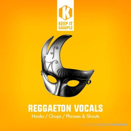 Keep It Sample Reggaeton Vocals