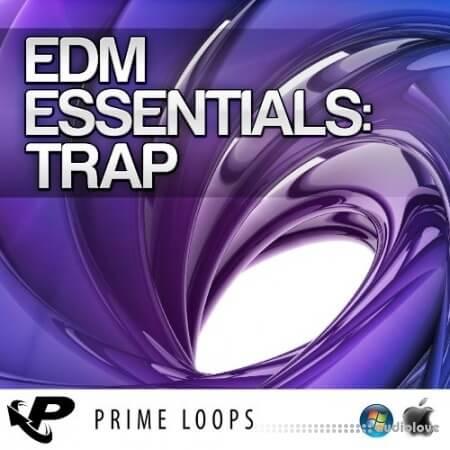 Prime Loops EDM Essentials Trap