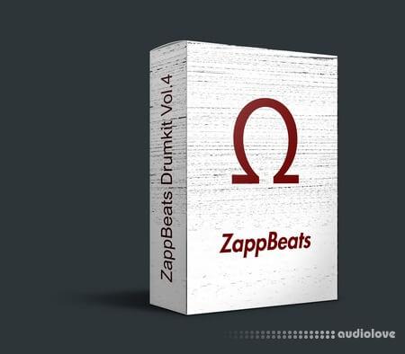 ZappBeats Drumkit Vol.4
