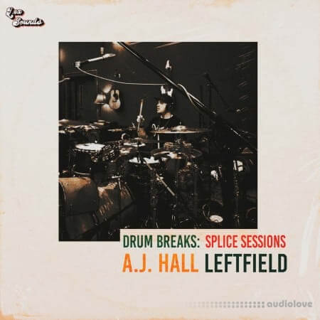 LEX Sounds Leftfield Drum Breaks