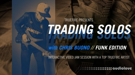 Truefire Chris Buono Trading Solos Funk Edition