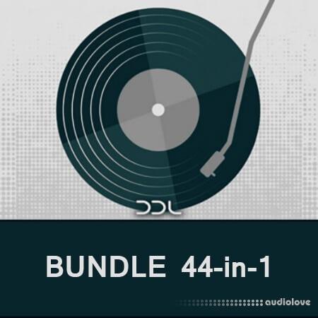Deep Data Loops BUNDLE 44-in-1