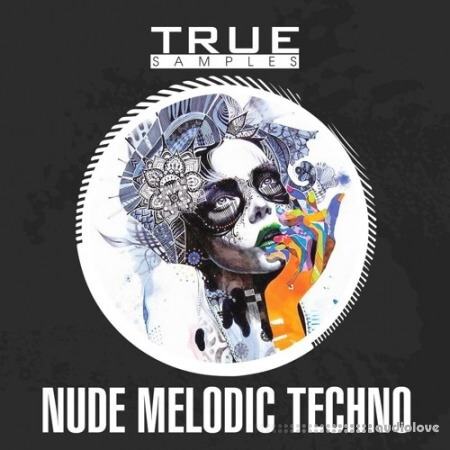True Samples Nude Melodic Techno