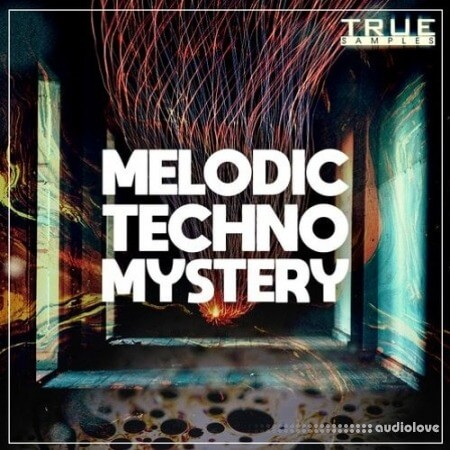 True Samples Melodic Techno Mystery WAV MiDi Synth Presets