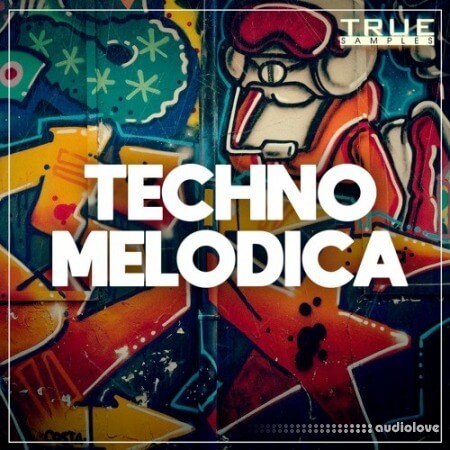 True Samples Techno Melodica