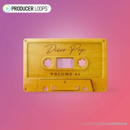 Producer Loops Disco Pop Volume 1