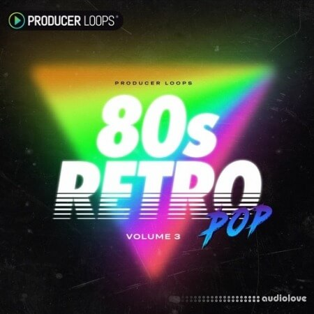Producer Loops 80s Retro Pop Volume 1-3