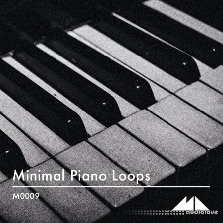 ModeAudio Minimal Piano Loops